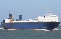 Four seamen of cargo ferry Super Shuttle Roro 9 kidnapped by Aby Sayaf militants