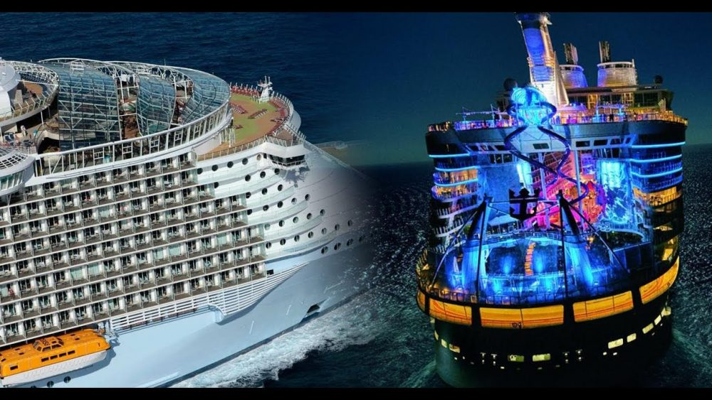 royal caribbean threat of new entrants New entrants to the cruise barriers to entry in the cruise industry and how they might be carnival and royal caribbean did not see themselves as direct.