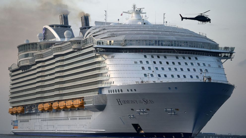 Teen Falls From The Eighth Floor of a Cruise Trying to Access Her Room Because She Forgot Her Keys