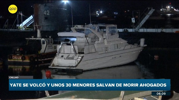 Teenage Birthday Celebration On Yacht Ends In Tragedy After Being Capsized In Peru