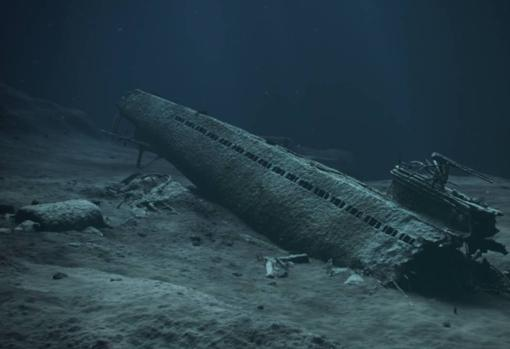 The Catastrophe of the Nazi Submarine Full of Toxic Explosives: A Chernobyl Under the Sea