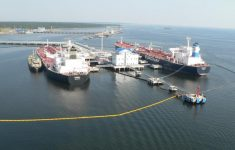 The Diversified Deep-Water Port Complex Will Appear in the Leningrad Region in 2022