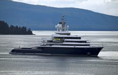 The Ex-Wife of Businessman Akhmedov Awarded His $492 Million Yacht In Divorce Proceeding