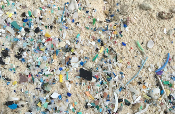 The Horrifying Realization Of Trash Pollution Continues As Tons Of Crap Is Located On The Shores Of The Indian Ocean