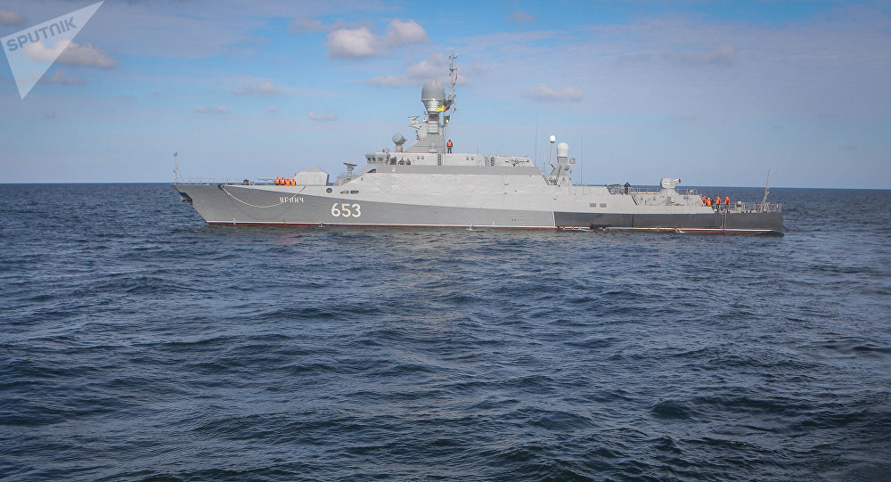 The Iranian Navy announces joint maneuvers with Russia in the Caspian