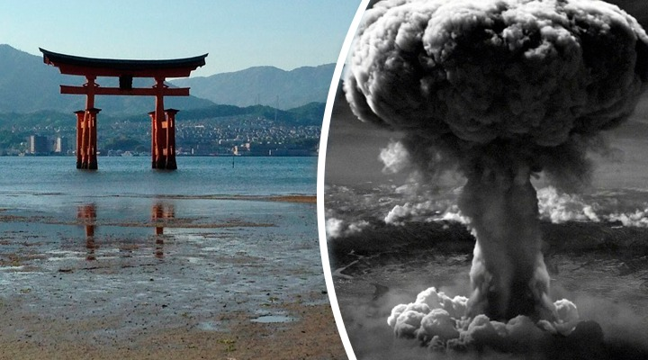 The 'Mineral' That Was Originated By The Atomic Bomb Of Hiroshima
