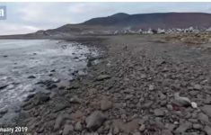 The Mystery of a Sandless Beach in Ireland