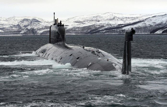 K-561 Kazan Project 08851 (885M) The Newest Yasen-M Class Submarine Has Started Sea Trials
