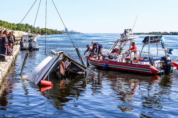 The Owner of the Boat Station from Where the Catamaran Sank on the Volga Failed to Appeal the Measure of Restraint