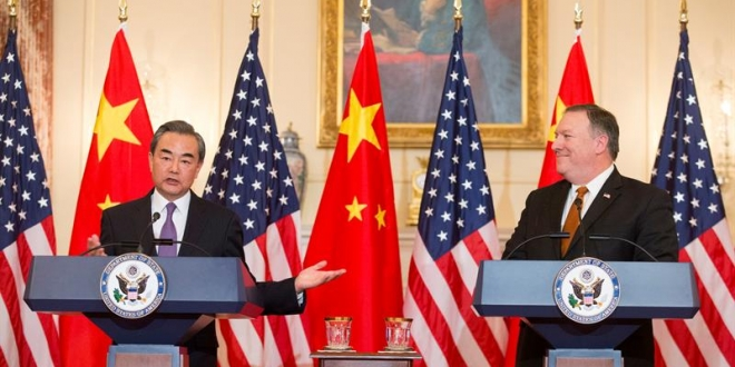 The Retreat of Invitation to China to Naval Exercises With the US Does Not Build, Says Chancellor