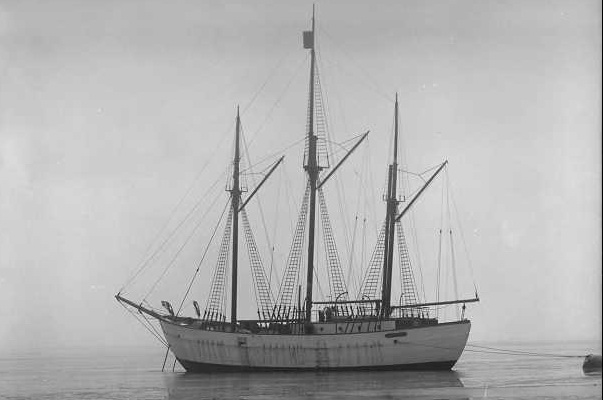 The Ship Amundsena 100 Years Later Returned to Norway