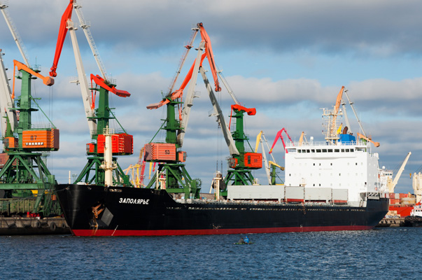 "The Ship of MMP ""Zapolyarye"" Was Detained in the Spanish Port"