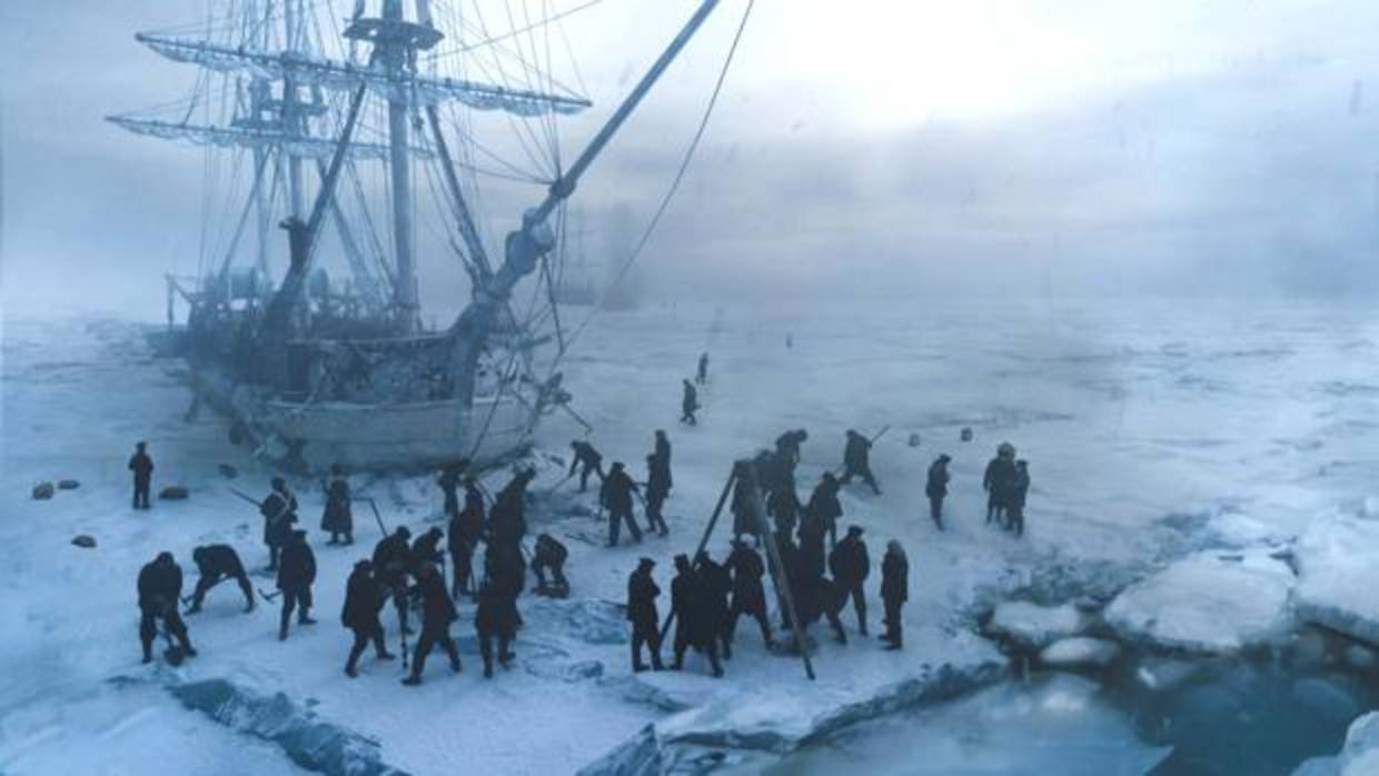 The Terror, the AMC series that is inspired by the real story of the Franklin Expedition