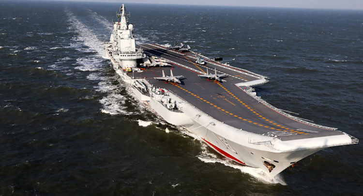 The Trade War with the United States Delayed the Construction of the Third Chinese Aircraft Carrier