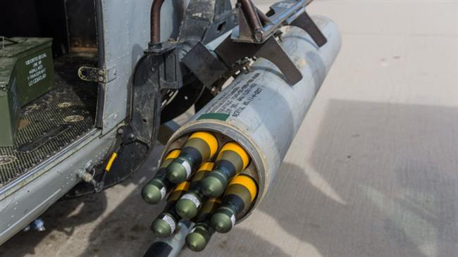 The United States Navy Will Buy 7,000 Rockets From The United Kingdom's Arms Manufacturer