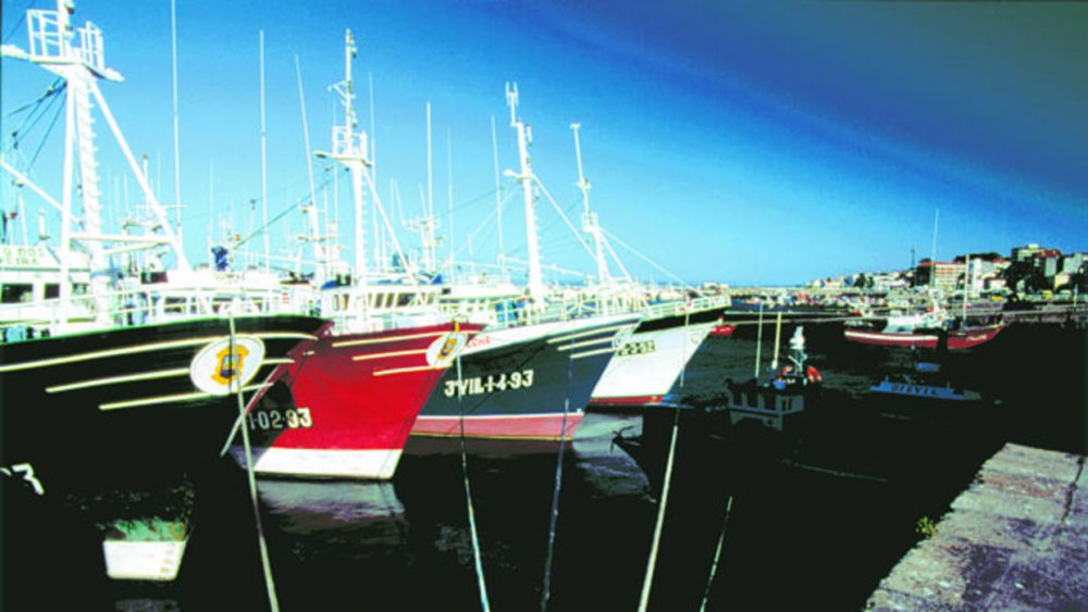 The body arrived at Port of Ribeira after drowning