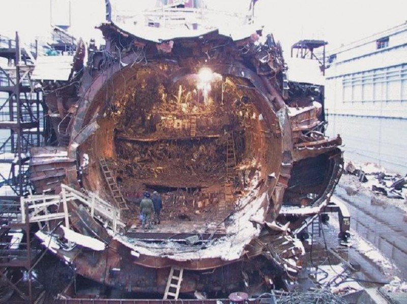 The five deadliest submarine accidents of the last 30 years
