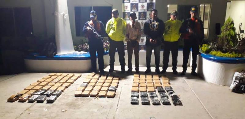 They Seized Over 100 Packages Of Cocaine On A Sailboat Along Colombia To Cuba Route