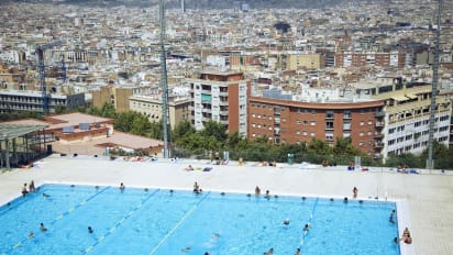 This Spanish city allows women to do 'topless' freely in municipal swimming pools
