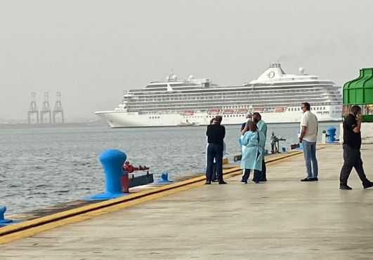 Three Puerto Rican Crew Members Are Repatriated Aboard The MS Marina