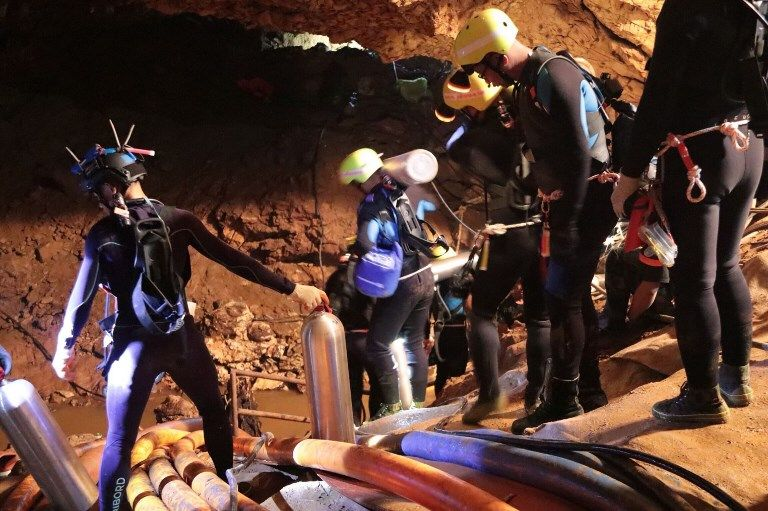 TimelineThe Cave Boys of Thailand, From the Disappearance to the Rescue