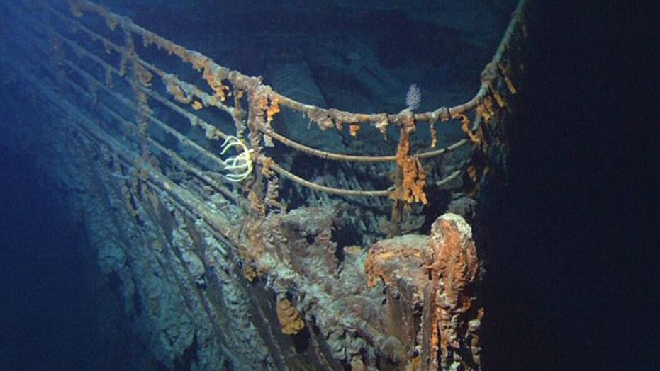 Titanic Telegraph Recovery Allowed