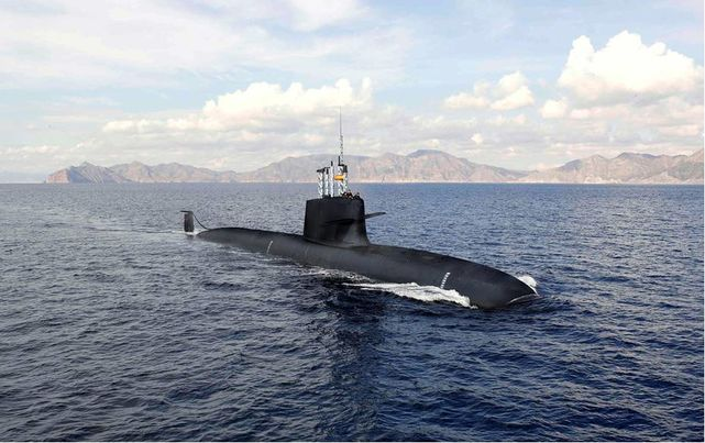 Two Countries Are Interested in the Purchase of the Submarine S-80