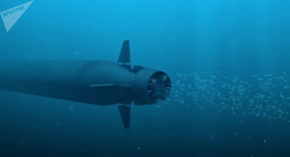 US Intelligence Claims to know when the Russian Submarine Drones Poseidon will Enter Service