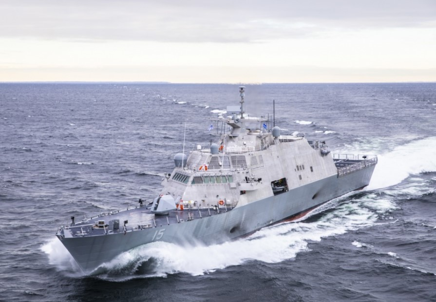 US Navy Announces Date of the Commissioning of the Future USS Billings Coastal Combat Ship