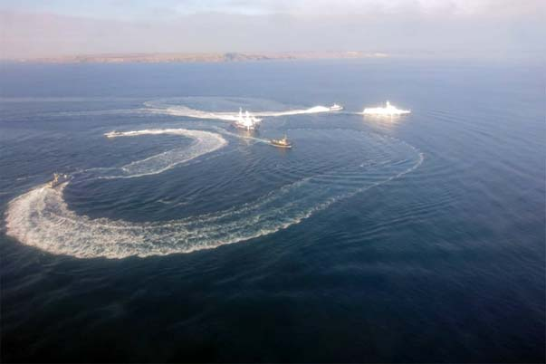 Ukraine Appealed to the ECHR Arrest of its Sailors