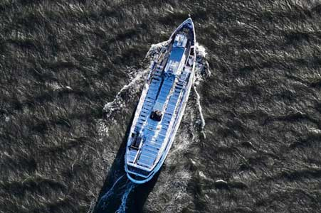 Unmanned Ships Will Operate With Artificial Intelligence