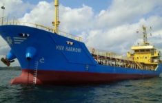 Indonesian product tanker Vier Harmoni hijacked in Malacca Strait