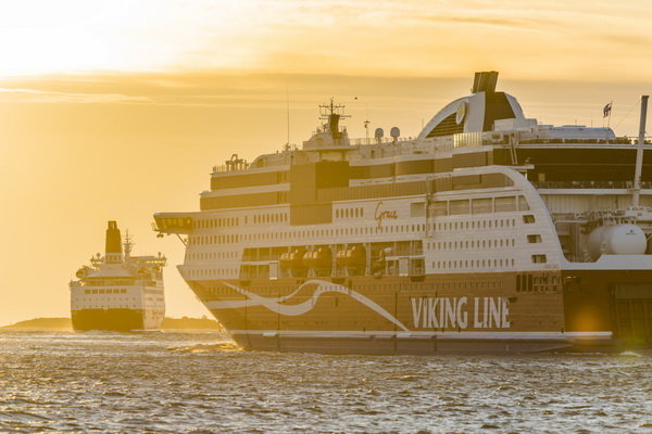Viking Line Fleet