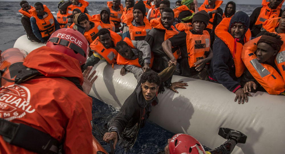 Volunteers from Migrant Rescue NGOs Call for Demonstrations on March 24 in Spain