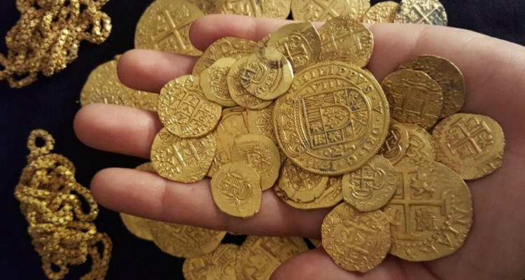 Who Will Keep the Multimillion Treasure Found in the Colombian Sea