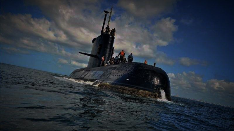 Why it is Difficult to Rescue the Submarine Found in Argentina a Year After its Disappearance