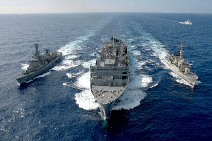 Without Precedents! Almost 9,000 Soldiers Participate In The Largest Naval Exercise In NATO