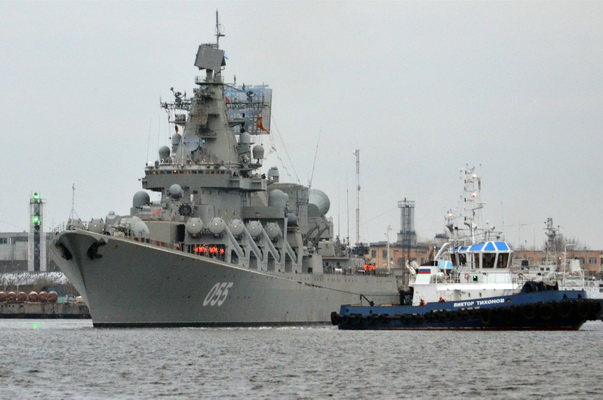 attempt to quickly update the old Soviet ships failed