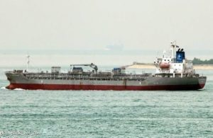chemical tanker Southern Falcon