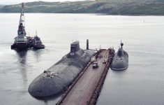 The Source Reported on the Planned Disposal of the World's Two Largest Submarines