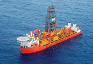 drillship West Capella