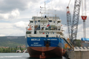 freighter Merle