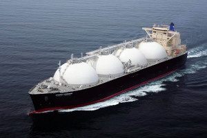liquefied gas ship