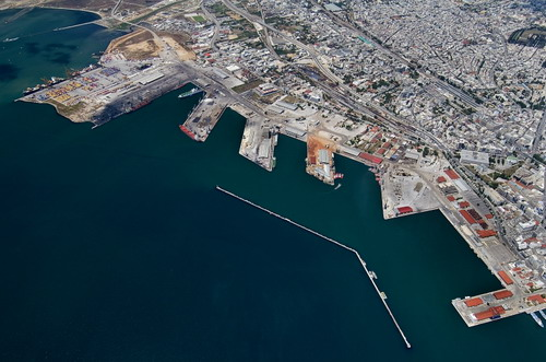 Deutsche Invest highest bidder for Greece's Thessaloniki Port