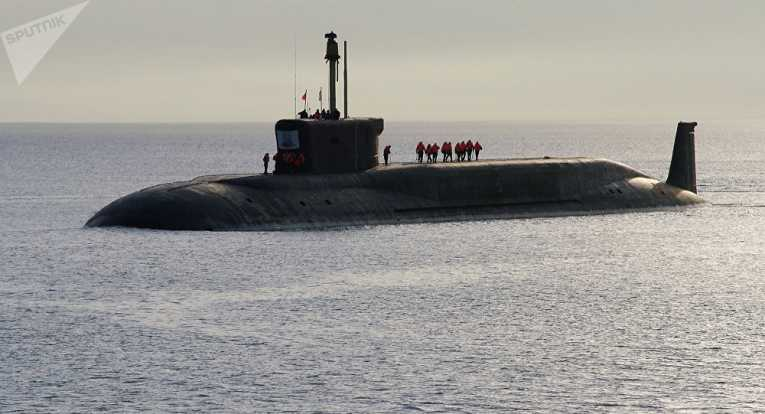 submarine duel in the Barents Sea