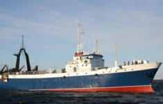 Russian trawler Melkart accused for pollution in Barents Sea