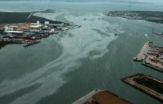 Kirby Inland Marine reached out-court settlement for Houston Ship Channel oil spill