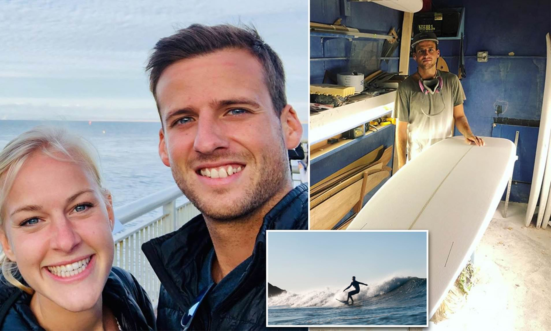 A 26 Year Old Surfer Dies After Being Attacked By A Shark Off The Coast Of California Video Maritime Herald