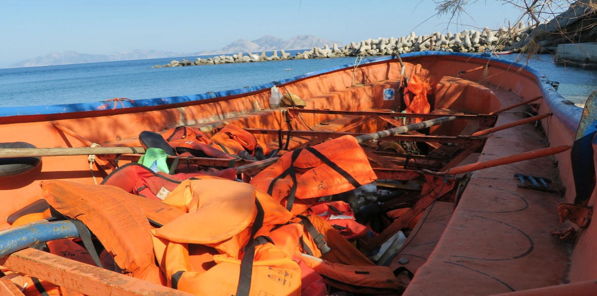 A 3 Year Old Child Dead And Others Missing After An Accident On The Island Of Kos In Greece