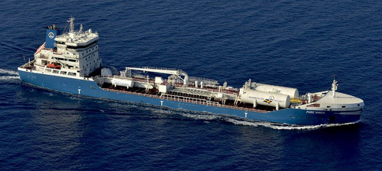 A New LNG Bunkering In The Port Of Cartagena